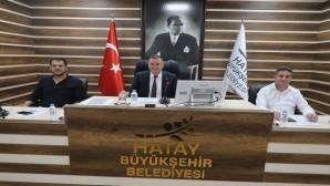 Hatay Büyükşehir Belediye Meclisi Ermenistan'ın Azerbaycan'a saldırmasını kınadı