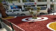 Samandağ Belediyesi Refujlerde peyzaj düzenlemesi gerçekleştiriyor