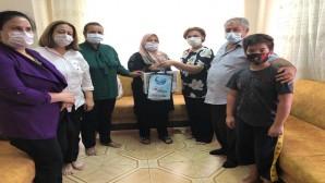 Antakya Belediyesi Başkan Yardımcısı Alev Seçmen'den Şehit ailelerine ziyaret