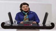 CHP Hatay Milletvekili Suzan Şahin:  Hatay halkının birliğini ve dirliğini hiçbir karanlık güç bozamayacaktır!