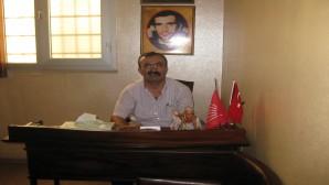 CHP Belediye Meclis üyesi Ali Mutlu'dan İskenderun Belediyesi'ne yolsuzluk suçlaması