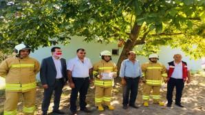Gönüllü İtfaiyeciler Hatay Büyükşehir Belediyesi bünyesinde göreve başlıyor