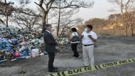SGK Hatay İl Müdürü Hamit Bal Yangında Zarar Gören Bölgeleri Ziyaret Etti