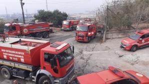 Hatay Büyükşehir belediyesi tüm birimleriyle teyakkuz halinde