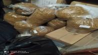 Antakya'da 201 kilo tütün yakalandı