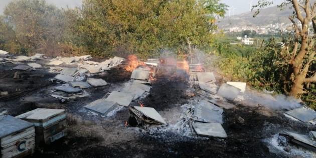 Hatay Valiliği Yangında Zarar gören Vatandaşlara yardım yapıldığını açıkladı