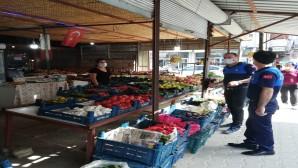 Samandağ Belediyesi Zabıta ekipleri yoğun mesaide