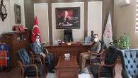 MHP Hatay İl Başkanı Murat Adal'dan, Sağlık Müdürü Dr. Mustafa Hambolat'a ziyaret