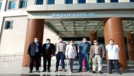 Hatay İl Sağlık Müdürü Dr. Mustafa Hambolat, Korona Virüs mücadelesinde ipleri elden bırakmıyor