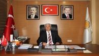AK Parti Hatay İl Başkanı Mehmet Yeloğlu'da Covid-19 testi pozitif çıktı