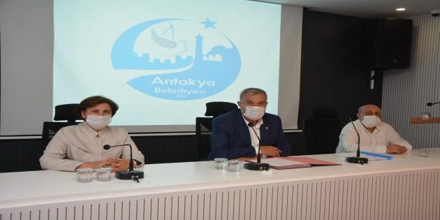 Antakya Belediye Meclisi 1 Aralık'ta toplanacak