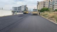 Hatay Büyükşehir Belediyesi'nden Arsuz'a beton asfalt