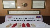 Altınözü ilçesinde 3.368 gram esrar yakalandı