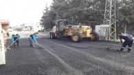 Antakya Belediyesi ulaşımdaki  konforu arttırmak için asfalt çalışmalarını sürdürüyor!