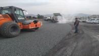 Antakya asfaltla buluşmaya devam ediyor