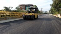 Hatay Büyükşehir Belediyesinden Samandağ'ına beton asfalt