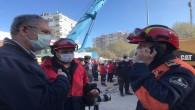 CHP Milletvekili Sertel'den itfaiyecilere ikramiye önerisi