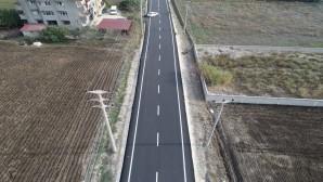 Hatay Büyükşehir Belediyesinden Büyükdalyan'a asfalt