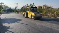 Hatay Büyükşehir Belediyesi yıpranan yolları asfaltlıyor