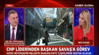 Başkan Lütfü Savaş: Türk Bayrağını Akdeniz'de dalgalandırmak istiyoruz