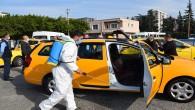 Hatay Büyükşehir Belediyesinden Dezenfeksiyon çalışmalarına devam!