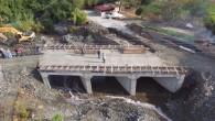 Hatay Büyükşehir Belediyesinden Defne'ye bir köprü daha kazandırdı
