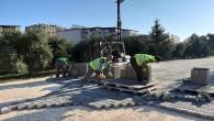 Hatay Büyükşehir Belediyesi'nden  Yol çalışmalarına devam
