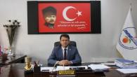 Başkan Refik Eryılmaz: Öğretmenlerimizi 24 Kasım Öğretmenler Günü'nde saygı ve şükranla anıyorum!