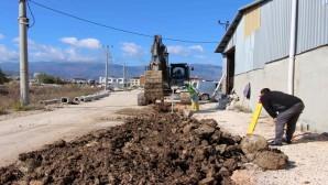 HATSU, Çekmece Orhanlı Caddesinin  alt yapı hasretini bitiriyor
