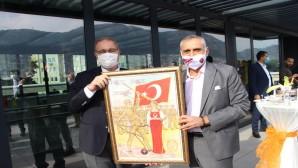 """CHP Ekonomi heyetinden ATSO'da """"Ekonomi istişare toplantısı"""" gerçekleştirildi"""