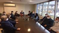 CHP'den İnşaat Mühendisleri Odası'na ziyaret