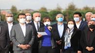 CHP İstanbul'dan Tehdit ve Hakaret açıklaması: Milyonlarca Vatansever size haddinizi bildirir!