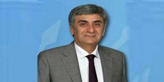 CHP İl Başkanı Parlar: Afrin zeytini üreticinin belini büktü