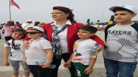 CHP Milletvekili Suzan Şahin:  Çocuklar için şiddetsiz, sömürüsüz bir Dünya istiyoruz!