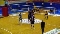 Hatay Büyükşehir belediyesi Erkek Voleybol takımından dört dörtlük galibiyet: 3-0