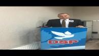 DSP'li Ali Kaya: Atatürk'ü ebediyete intikalinin yıldönümünde saygı, minnet ve rahmetle yad ediyoruz