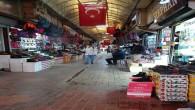 Antakya Belediyesi Dezenfekte çalışmalarını sürdürüyor