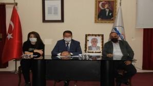 Samandağ Belediye Meclisi Kasım ayı olağan toplantısını gerçekleştirdi