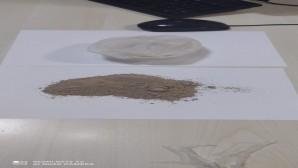 Erzin'de 62 gram eroin yakalandı