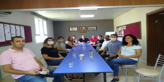 Samandağ Eğitim-Sen: En Mahrem yeri evi, Okula dönüşmüş!