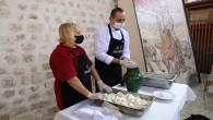 Hatay Gastronomi Evi'nde Carra peyniri atölyesi!