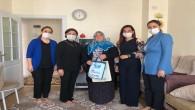 Antakya Belediyesi Başkan Yardımcısı Alev Seçmen'den Gazi Ailelerini ziyaretlerine devam