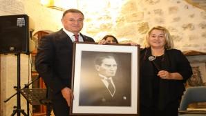Hatay Gastronomi Evinde Atatürk gecesi!