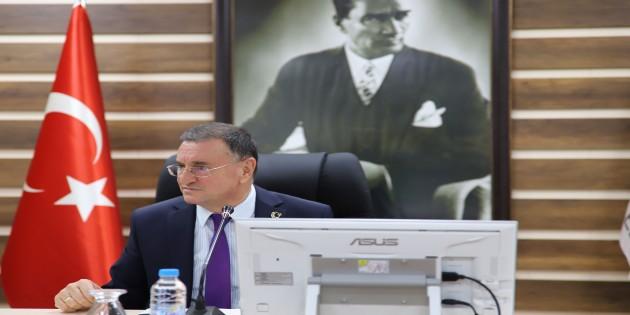 Hatay Büyükşehir Belediye Meclisi Kasım Ayı toplantısının ikinci birleşimini gerçekleştirdi