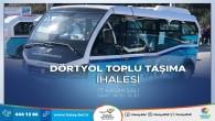 Hatay Büyükşehir Belediyesi Dörtyol ilçesinde 11 araçlık ihale yapacak