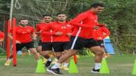 Atakaş Hatayspor Rizespor maçı hazırlıklarını sürdürüyor