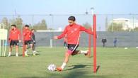 Atakaş Hatayspor ziraat kupası 4. Tur maçı hazırlıklarını sürdürüyor