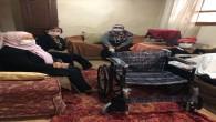 Başkan Yılmaz'ın talimatları ile hasta vatandaşa tekerlekli sandalyesi teslim aldı