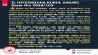 Kreş ve ana okullarda yüz yüze eğitime 23 Kasım'dan itibaren devam edecek