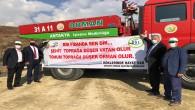 Başkan Yılmaz: Milli Ağaçlandırma  günü geleceğin Türkiye için çok önemli adım!